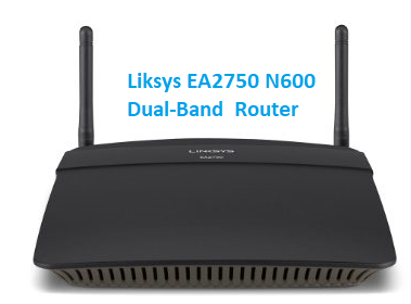 Linksys EA2750 N600 Dual Band Router