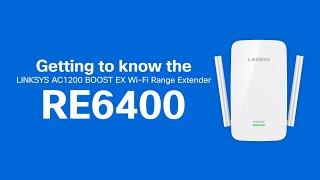extender setup re6400