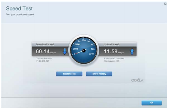 How To Check Linksys Smart WiFi Begin Speed Test