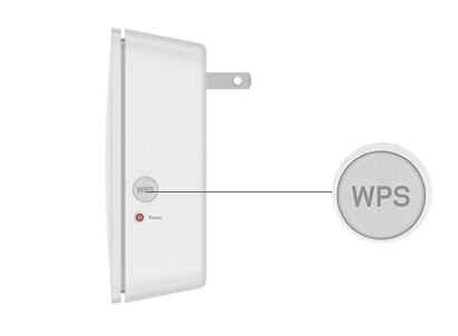 linksys extender setup using wps button
